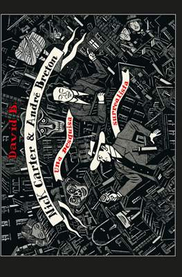 Nick Carter & André Breton: Una pesquisa surrealista (Cartoné 56 pp)