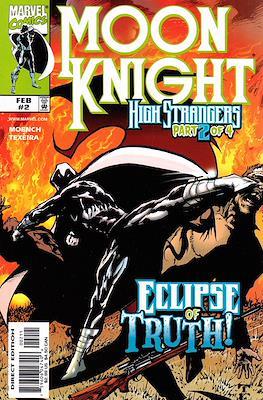 Moon Knight: High Strangers (comic grapa usa) #2