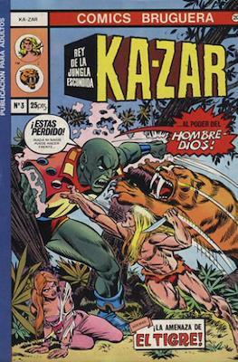 Ka-Zar. (1978) #3
