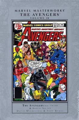 Marvel Masterworks The Avengers (Hardcover) #18