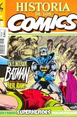 Historia de los Cómics #28