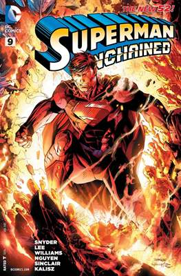 Superman Unchained (Comic book) #9