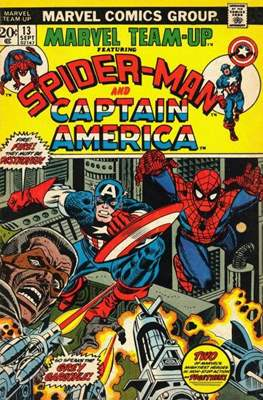Marvel Team-Up Vol. 1 (Comic-Book) #13