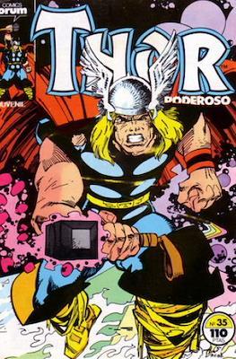 Thor, el Poderoso (1983-1987) #35
