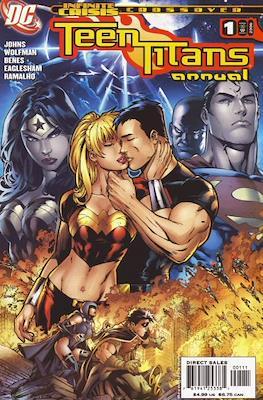 Teen Titans Vol. 3 Annual (2006)