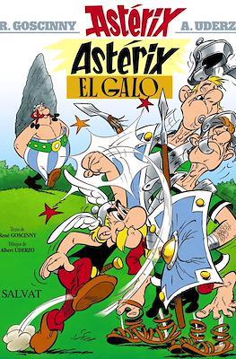 Astérix (2016) (Cartoné, lomo con mancha de Asterix) #1