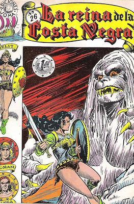 La Reina de la Costa Negra (2ª época - Grapa) #26