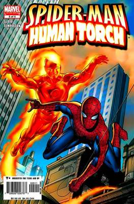 Spider-Man / The Human Torch (Comic Book) #5