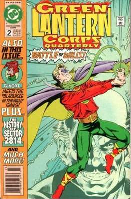 Green Lantern Corps Quarterly #2