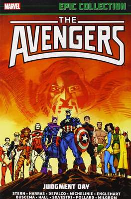Avengers Epic Collection (Softcover) #17