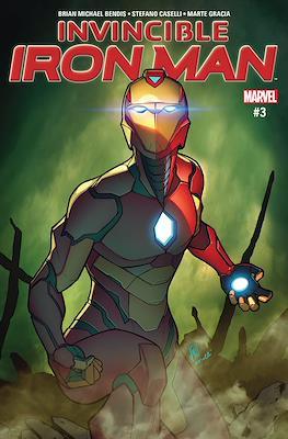Invincible Iron Man Vol. 4 #3