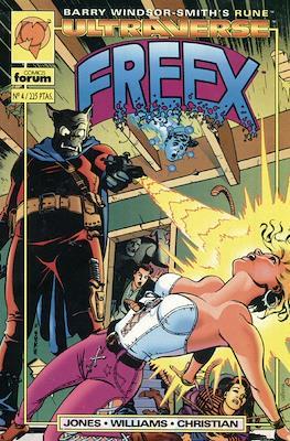 Freex (Grapa. 17x26. 24 páginas. Color.) #4