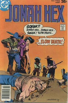 Jonah Hex Vol 1 (1977-1985) (Grapa) #9
