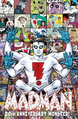 Madman 20th Anniversary Monster!