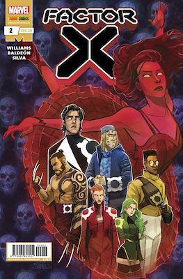 Factor-X Vol. 2 (2020-) (Grapa) #2