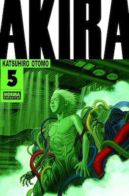 Akira Edición Original (Rústica con sobrecubierta) #5