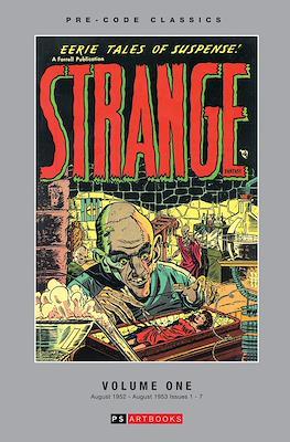 Strange Fantasy - Pre Code Classics