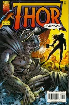 Journey into Mystery / Thor Vol 1 (Comic Book) #497