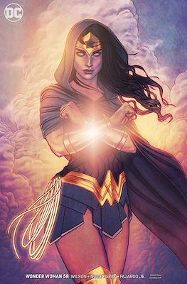 Wonder Woman Vol. 5 (2016- Variant Cover) (Comic Book) #58
