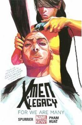 X-Men Legacy Vol. 2 (Softcover) #4