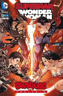 Superman / Wonder Woman (Rústica) #2