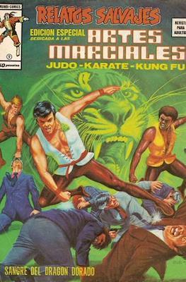 Relatos salvajes: Artes marciales Judo - Kárate - Kung Fu Vol. 1 #9