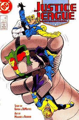 Justice League / Justice League International / Justice League America (1987-1996) (Comic-Book) #11