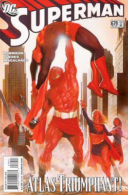Superman Vol. 1 / Adventures of Superman Vol. 1 (1939-2011) #679