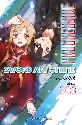 Sword Art Online: Progressive (Rústica 392 pp) #3
