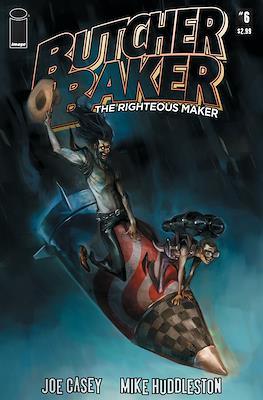 Butcher Baker The Righteous Maker (Comic Book) #6