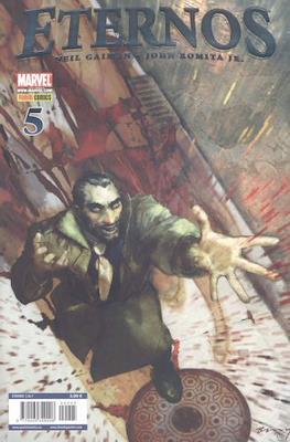 Eternos (2007) (Grapa) #5