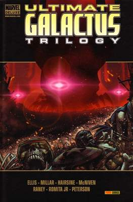 Ultimate Galactus Trilogy - Marvel Deluxe