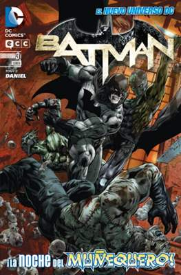 Batman: Nuevo Universo DC / Renacimiento (Grapa) #3