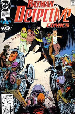 Detective Comics Vol. 1 (1937-2011; 2016-) (Comic Book) #614