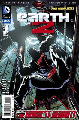 Earth 2 vol. 1 Annual (2013-2014) (Grapa) #1