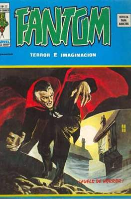 Fantom Vol. 2 (1974-1975) (Grapa) #22
