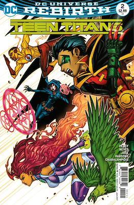 Teen Titans Vol. 6 (2016-2020) #2