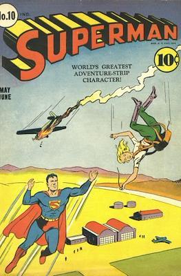 Superman Vol. 1 / Adventures of Superman Vol. 1 (1939-2011) #10