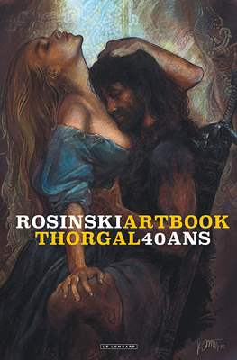 Art Book Thorgal 40 Ans