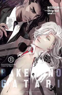 Bakemonogatari (Rústica) #11