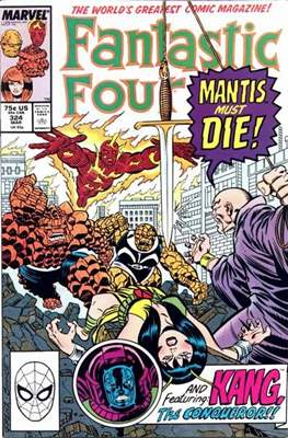 Fantastic Four Vol. 1 (1961-1996) (saddle-stitched) #324