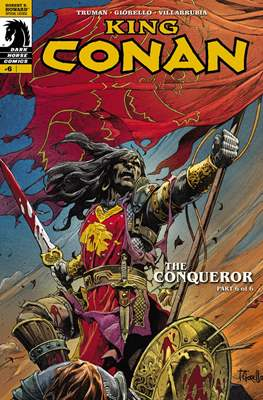 King Conan: The Conqueror (32 páginas) #6