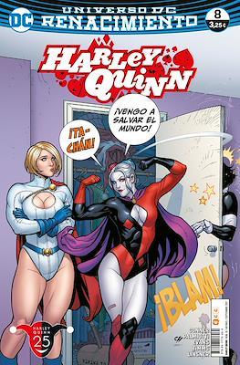 Harley Quinn. Nuevo Universo DC / Renacimiento (Rústica / Grapa) #16/8