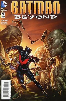 Batman Beyond (Vol 5 2015-2016) #9
