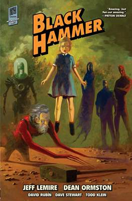 Black Hammer Library Edition