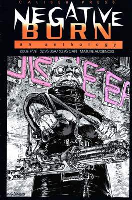 Negative Burn (1993-1997) (Comic Book 24 pp) #5