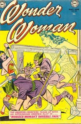 Wonder Woman Vol.1 (1942-1986; 2020-) (Comic Book) #59