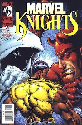 Marvel Knights (2001-2002) (Grapa 24 pp) #11