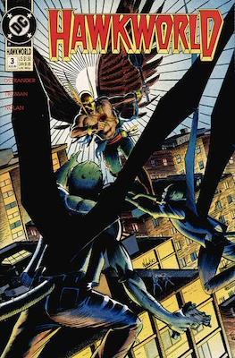 Hawkworld (Comic Book) #3