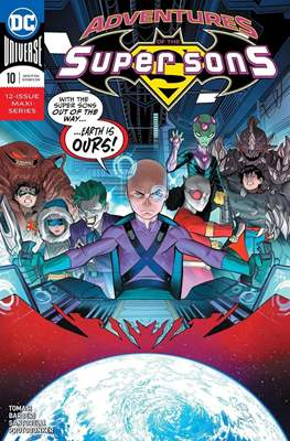 Adventures of the Super Sons (2018-) (Comic Book) #10